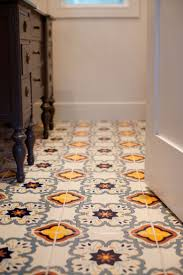 moroccan tile bathroom kitchen kitchen design and decoration using light blue orange