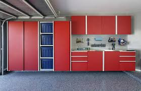 Garage Cabinet Doors Garage Cabinets And Workbenches Amadika