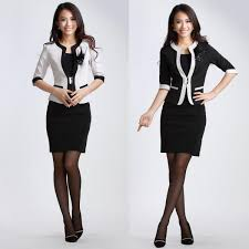 women skirt suit women clothing set womens skirt suit office
