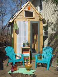 relaxshacks com a tiny tiny tiny house on wheels built at