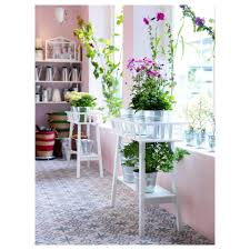 plant stand ikea sockernt stand in outdoor white 0487201