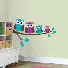 Wall Decal Alphabet Tree And Birds Nursery Kids Removable Wall - Kids room wall decoration