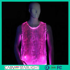 Light Purple Tank Top Light Up Men U0027s Luminous Men Tank Tops Luminous Shirts Buy Mens