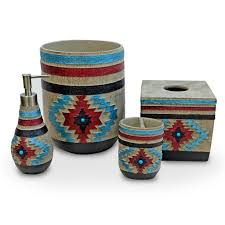 Red And Black Bathroom Accessories Sets Red And Blue Bathroom Accessories