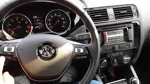 volkswagen bora 2015 rns 315 volume issues on steering wheel 2015 vw jetta youtube