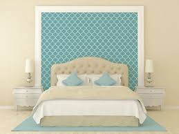 Trellis Wall Stencil Diy Stenciled Wall Ideas And Tips Plaid Online