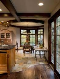 Wood Floor Kitchen by Clean Tile To Hardwood Floor Transition Looks Seamless And Very