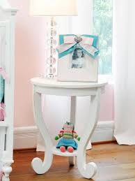 Small White Side Table by Nursery Side Table Ideas Also Small Round For Pictures
