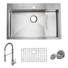 what size undermount sink for 33 inch base cabinet giagni trattoria dual mount 33 in x 22 in stainless steel