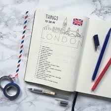 travel diary images 10 ways to use a bullet journal for travel doodle printed png