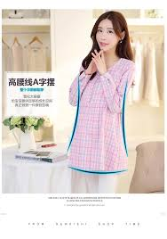 fashion plaid maternity clothes for clothes