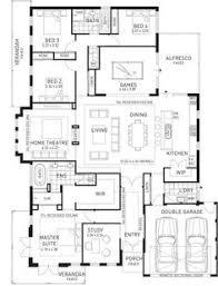 floor plan c shaped houses pinterest floor plans floors and