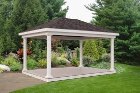 Patio Gazebos Meadowview Woodworks Patio Garden Gazebos For Sale Backyard