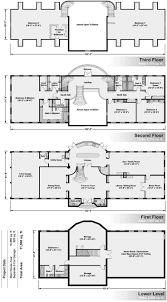 architectures mansions blueprints mansion floor plans