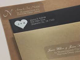 wedding invitations return address quiz how much do you about return address labels for