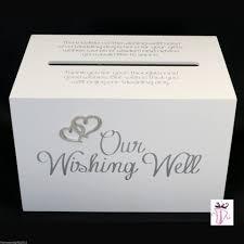wishing box wedding wedding wishing well uncategorized gift card white box with quote
