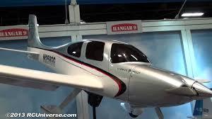 Rcuniverse Radio Control Airplanes The Toledo Show 2013 Hangar 9 Cirrus Sr22t Youtube