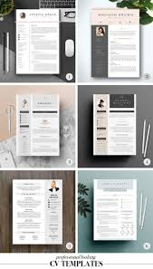 professional resume design templates 1000 images about cv on pinterest posts cover letters and blog tip professional cv templates