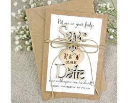 wooden wedding invites wood save the date wedding invitations we a