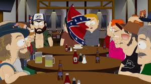 Confederate Flag Origin South Park White People Renovating House Confederate Flag Soup
