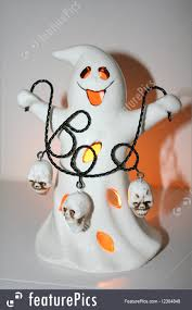 halloween ghost decoration picture