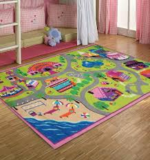 Green Kids Rug Colorful Design Of Kids Rug For Small Room Homesfeed