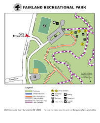 Tilden Park Map Activemontgomery Online Services
