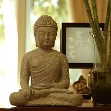 buddha statues home decor home dcor buddha vignette snapdragon