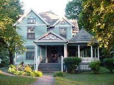 Plantation Style Homes For Sale Victorian Era Home With Cross Gables And Turret Victorian Era
