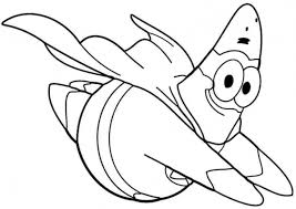 spongebob coloring pages funycoloring