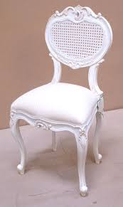 french bedroom chair chateau white bedroom chair white back love shabby chic