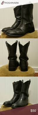 ariat s boots size 12 black ariat cowboy boots size 12 mens black ariat cowboy boots
