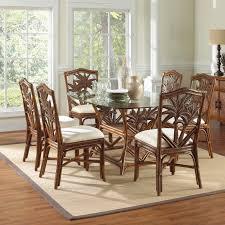 bay isle home cypress 7 piece dining set u0026 reviews wayfair