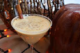 pumpkin spice latte martini the perfect autumn cocktail