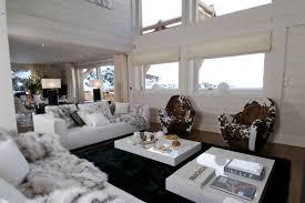 canapé style chalet deco chalet moderne meilleur idées de conception de maison