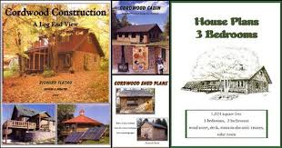 cordwood masonry for the do it yourself builder build a cordwood