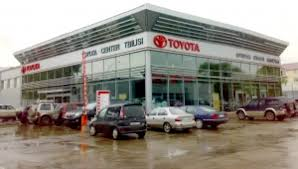 lexus tbilisi toyota center in tbilisi tbilisee
