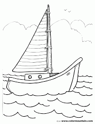 18 free pictures for boat coloring page temoon us coloring home