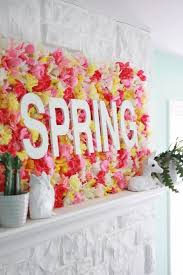 spring diys 20 creative and fun spring signs for décor digsdigs