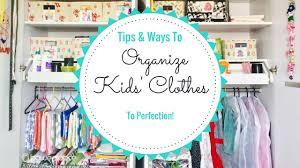 tips ways u0026 ideas to organize indian kids u0027 closet wardrobe