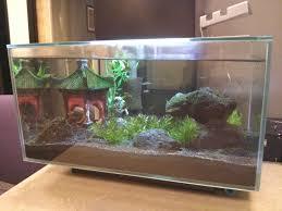 Aquarium For Home Decoration Quidditch Aquarium Decoration Build Album On Imgur