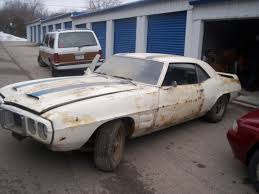 Muscle Car Barn Finds Barn Find Trans Am Midwest Firebirds