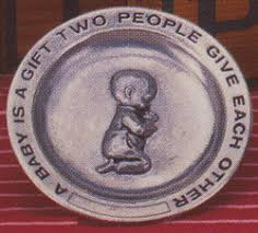 personalized pewter plate engraved gifts for new babies