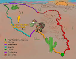 Anthem Arizona Map by Upcoming Events U2013 12 Hours Of Furynew Route U2013 4 Peaks Racing