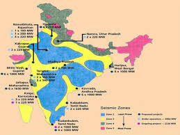 Map Of India And Nepal by India Seismic Zones Youtube