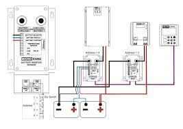 battery monitor sensor microcare solar components