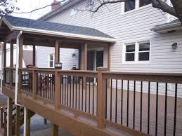 Drysnap Under Deck Rain Carrying System by Elevated Deck House Ideas Pinterest Wood Pergola Decking