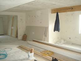 do it yourself duo basement job 6 drywall and texture
