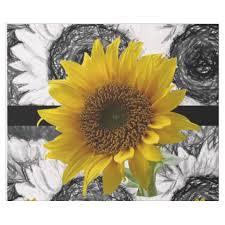 sunflower wrapping paper wrapping paper sunflower wrapping paper custom diy cyo