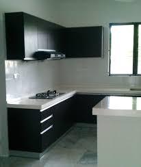 kitchen cabinet modern design malaysia kitchen cabinets l shaped home decor and interior design